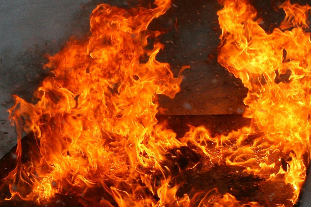 Сотрудники МЧС ЛНР на прошедшей неделе ликвидировали 176 пожаров