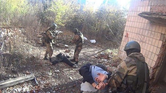 В ЛНР задержали очередную диверсионную группу украинских спецслужб